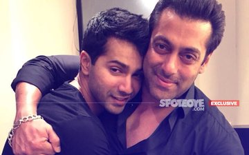 Dream Team! Varun Dhawan May Join Salman Khan In Race 3