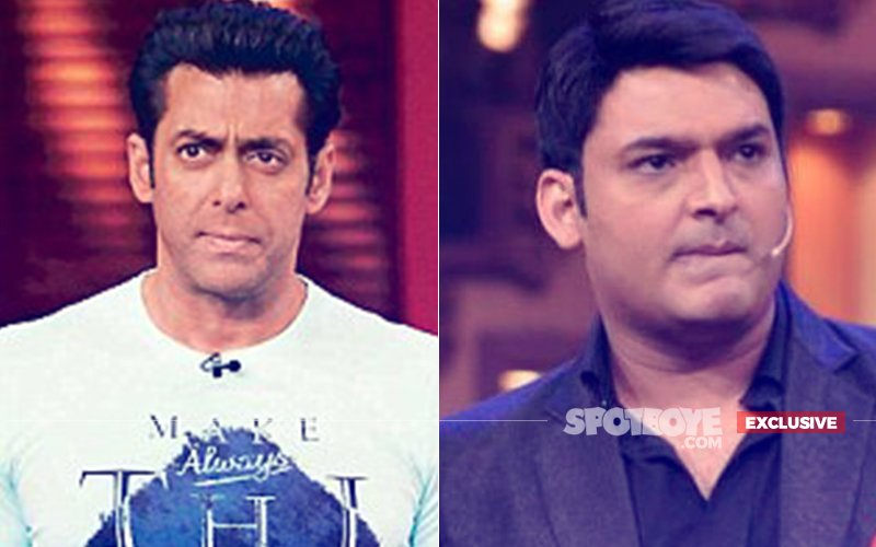 The Real Story: Why Salman Khan Cannot Tolerate Kapil Sharma?