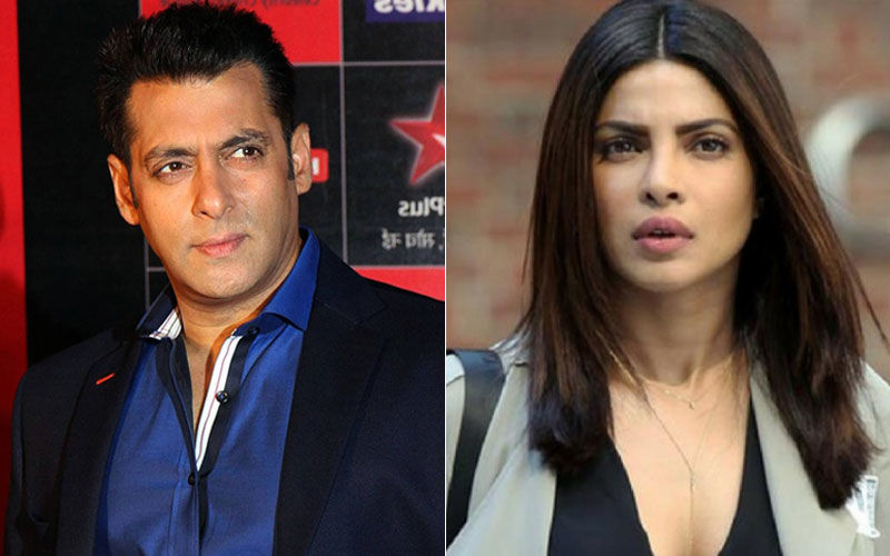 Salman Khan Asks Priyanka Chopra To Help In Bharat Promotion- Watch Video
