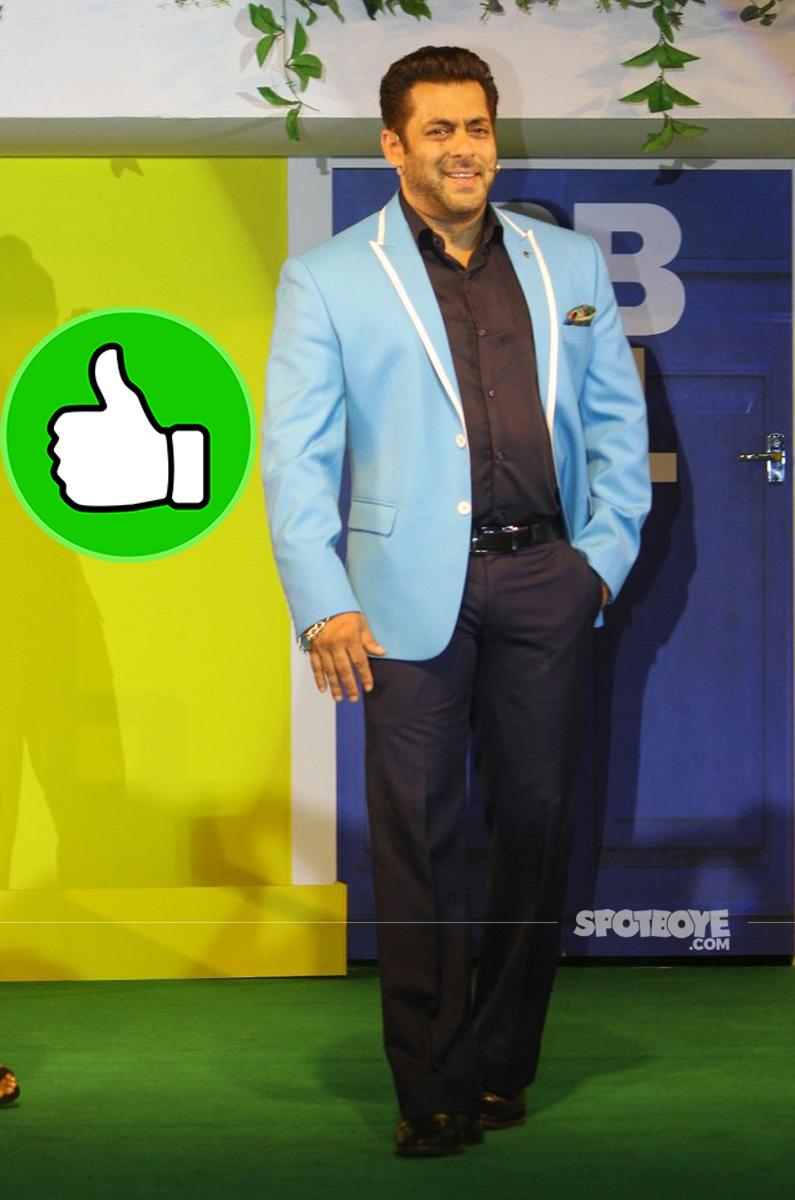 salman khan at bigg boss 11 media event