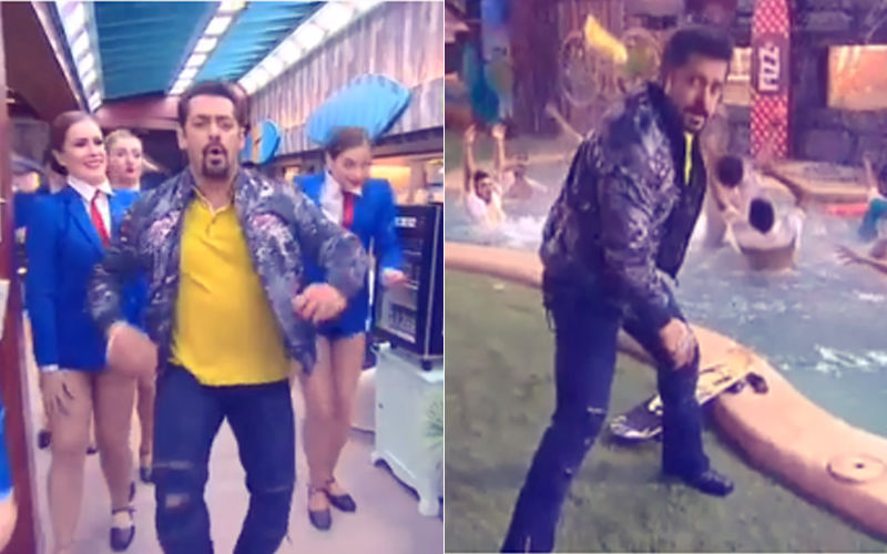 Bigg Boss 12 First Episode: Salman Khan Welcomes You In The Controversial House With Killer Swag