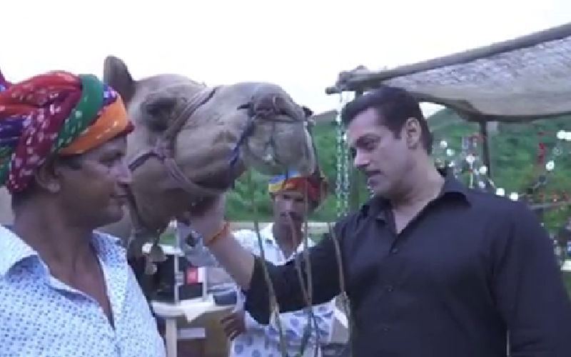 Dabangg 3 Diaries: Here's What Happened When Reel Life Sultan Aka Salman Khan Meets The Real Life Sultan