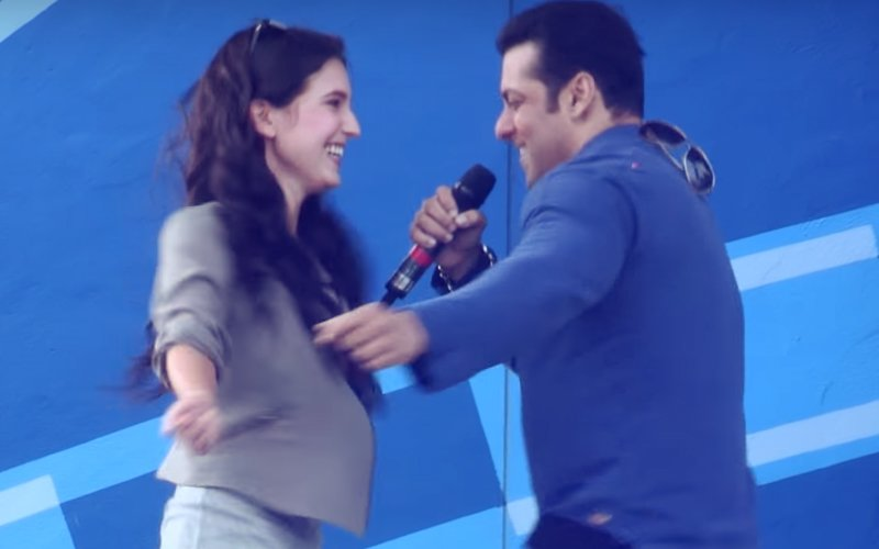Salman Khan To Groove With Isabelle Kaif On 'O Oh Jaane Jaana' In Her Debut Film