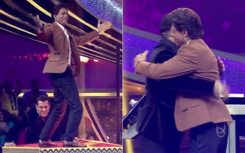 10 Ka Dum Promo: Salman Khan-Shah Rukh Khan Bring The Curtain Down, 'Karan-Arjun' Style