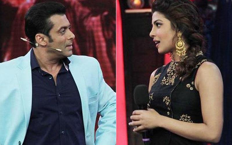 Salman Khan Explains Why He Has Been Mocking Priyanka Chopra!