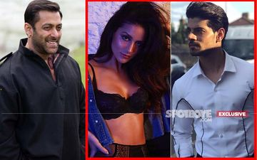 Salman Khan Extends A Helping Hand Again- This Time To Sooraj Pancholi's Girlfriend, Larrissa Bonesi- EXCLUSIVE