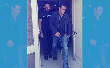 Salman Khan's Blood Pressure Was High When He Entered The Jodhpur Central Jail