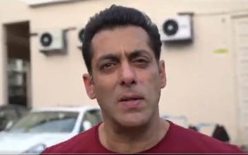 Mahatma Gandhi Jayanti 2019: Salman Khan's Swag Game Is 10 On 10 As He Sends Out A Fit India And Swachh Bharat Message - Watch Video