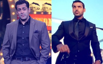 BUZZ: Salman Khan Ensured John Abraham Wasn't Part Of Race 3 Before Coming On Board