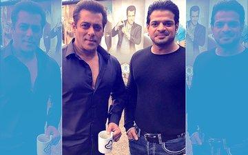 Here's Why TV Hunk Karan Patel Is Thanking Salman Khan...