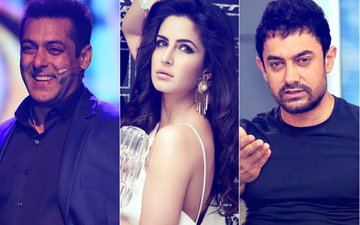 TRUE LOVE NEVER DIES: Katrina Kaif Chose Salman Khan Over Aamir Khan!
