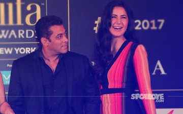 WHAT? Katrina Kaif Gets Possessive About Salman Khan At The IIFA 2017 Press Con