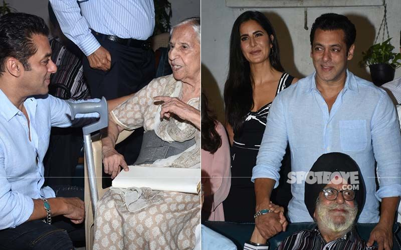 Salman Khan-Katrina Kaif Organize Bharat Special Screening For Partition Eyewitnesses