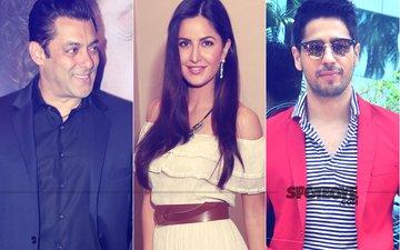 Salman Khan, Katrina Kaif & Sidharth Malhotra To Bring The Curtains Down On IFFI 2017
