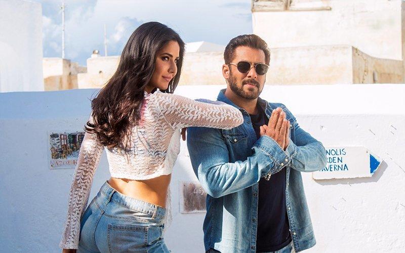 Tiger Zinda Hai Song Swag Se Swagat: Salman Khan & Katrina Kaif Bring The House Down!