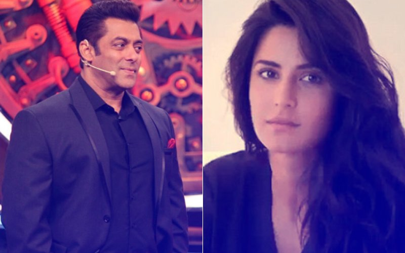 Katrina Kaif BREAKS DOWN; Salman Khan Does Something Adorable To Cheer Her Up!