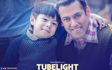 Tubelight Box-Office Collection: Salman Khan's Eid Release FAILS To Match Bajrangi Bhaijaan & Sultan On Day 1, Registers Rs 21.15 Cr