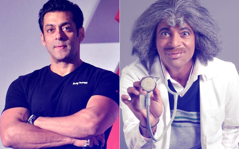 Will Salman Khan Decide The Fate Of Sunil Grover's New Show On Sony?