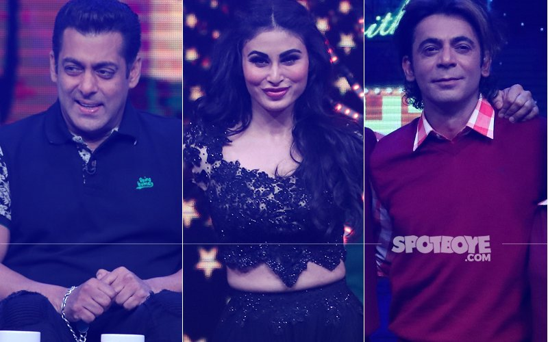 Salman Khan, Sunil Grover, Mouni Roy's Super Night With Tubelight