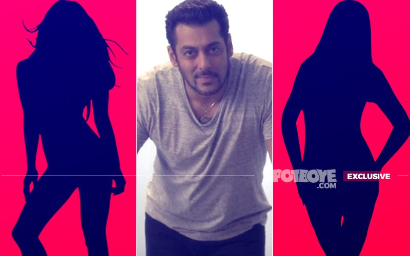 Meet Salman Khan's New Blue-Eyed Girls, Daisy Shah NOT On The List!