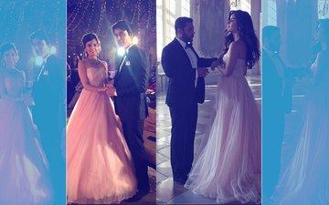 WATCH: Newlyweds Gautam Rode & Pankhuri Awasthy RECREATE Salman-Katrina's Dil Diya Gallan