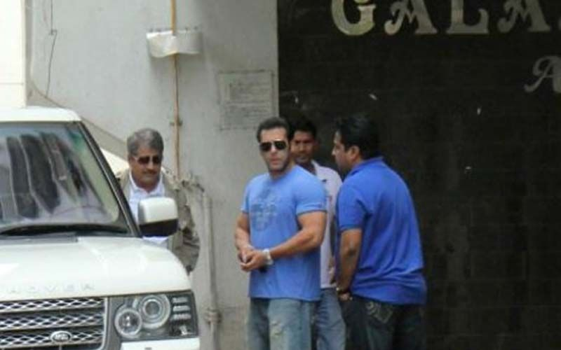 Salman Khan Planning To Move Out His Galaxy Apartments And Shift To A New Home? Here's The Truth