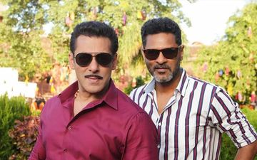 Dabangg 3: Wait, What, Is Salman Khan Set To Groove With Prabhudheva In Munna Badnaam Song?
