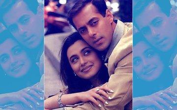 Salman Khan & Rani Mukerji Will 'Share' Silver Screen This Christmas!