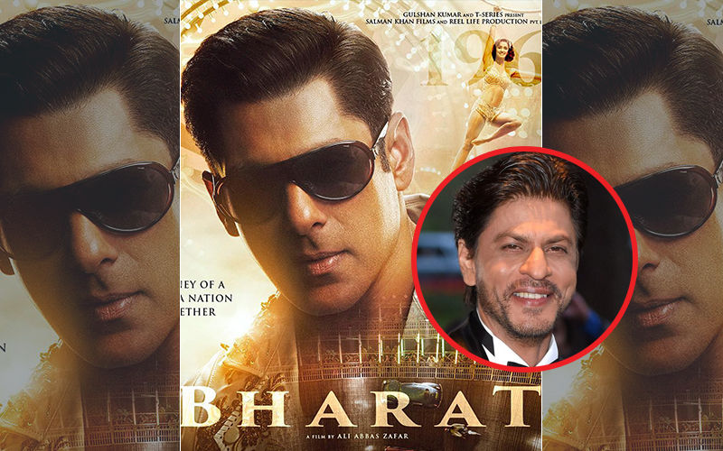 "Salman Khan's Bharat Trailer: Shah Rukh Khan Finds It ""Bahut Khoob"""