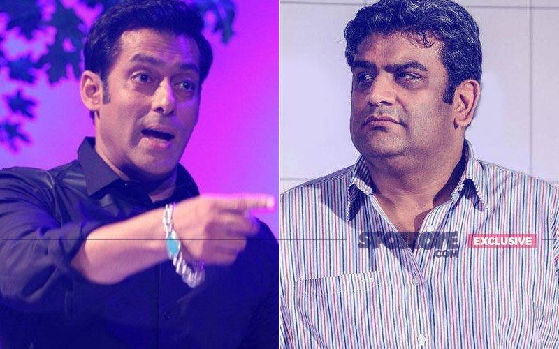 Straight From Salman Khan's Office:  CEO Amar Butala FIRED