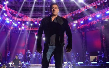 Salman Khan's Dabangg Tour In Dubai Cancelled; Rains Play Spoilsport
