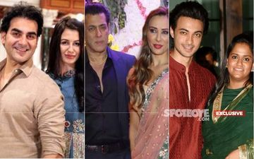 Salman Khan's Valentine's Day Plan BUSTED: Romantic Party Being Organized At Home With Iulia Vantur, Arbaaz-Giorgia And Aayush-Arpita- EXCLUSIVE