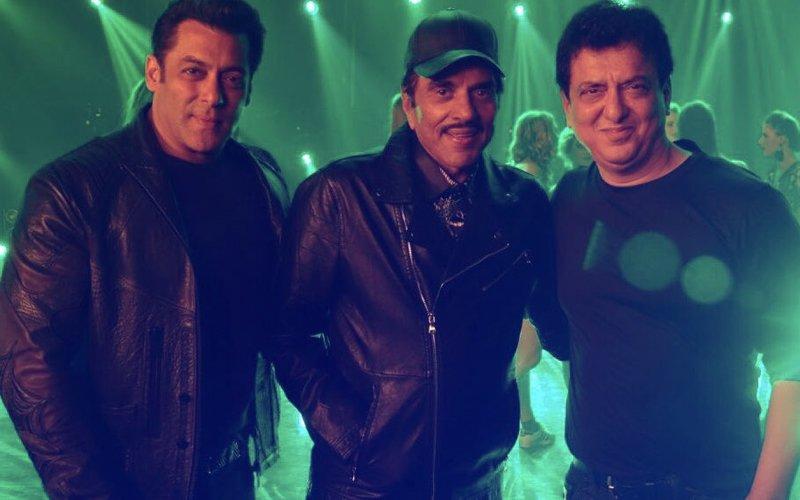 Yamla Pagla Deewana Phir Se: Salman Reunites With Dharmendra; Rekha & Shatrughan Sinha Join The Bandwagon...