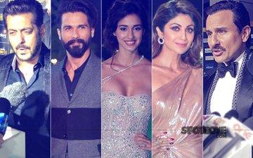 Salman Khan, Shahid Kapoor, Disha Patani, Shilpa Shetty And Saif Ali Khan  Sizzle On Day 3 Of The IIFA Awards