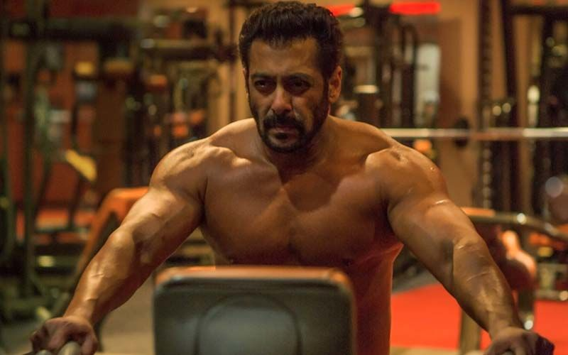 Salman Khan Shares A Beefed Up Picture Of Himself With An Inspiring Message To Work Hard