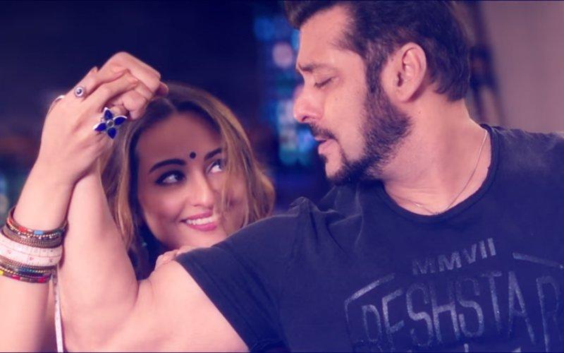 Salman Khan Is Back As Chulbul Pandey For Sonakshi Sinha's Welcome To New York Song Nain Phisal Gaye