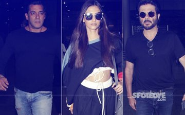 Salman Khan, Sonam Kapoor, Anil Kapoor's Travel Vogue Is Bang On!