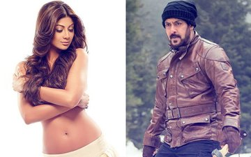 After Protests Against Salman's Tiger Zinda Hai, Shilpa Shetty Apologizes For 'Bhangi' Comment