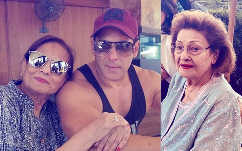 "Krishna Raj Kapoor Death: Salman Khan Says, ""Krishna Aunty... My Mother And Me Will Miss U Always"""