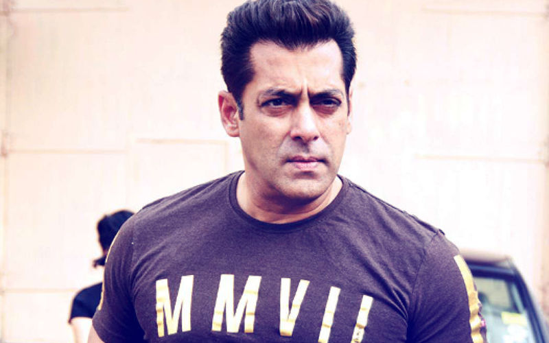 Post Death Threat, Security Beefed Up For Salman Khan!