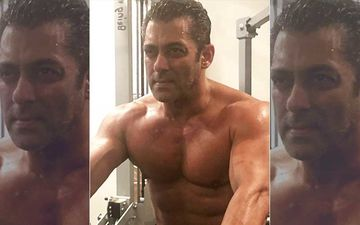 Salman Khan Prepping For Radhe To Be His Eid 2020  Release? At least This LEAKED Photo Suggests So
