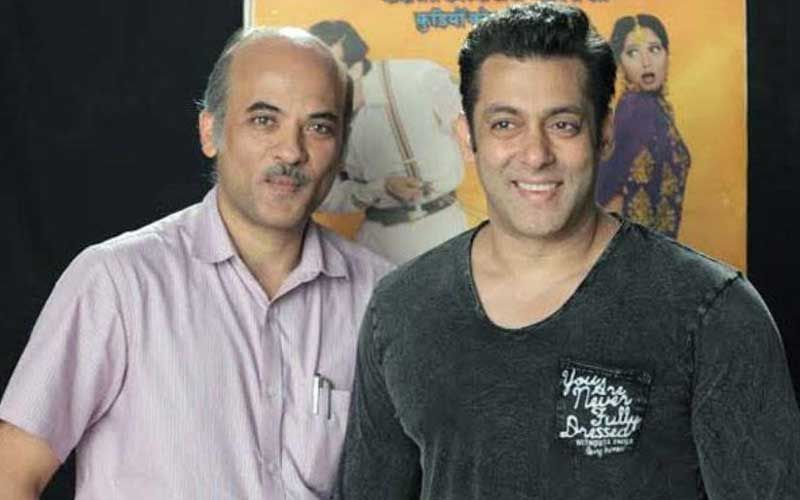Salman Khan And Sooraj Barjatya To Reunite For A Family Drama- It's Time For 'Prem' Again!