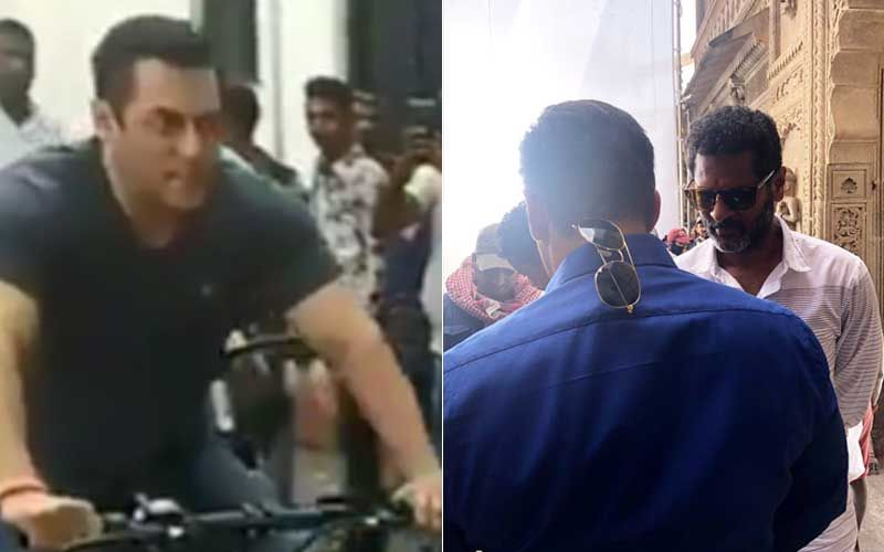 Dabangg 3 In Indore: Salman Khan To Shoot The Title Song With 500 Dancers