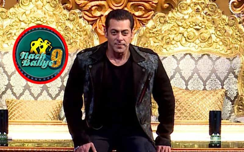 "Salman Khan On Theme Of Nach Baliye 9: ""Ek Ladka Aur Ladki Break-Up Ke Baad Bhi Dost Ho Sakte Hai"""
