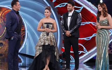 Bigg Boss 14 Grand Premiere: Sidharth Shukla Gets To Rule The Bedroom, Hina Khan To Control Their Utilities And Gauahar Khan Gets Hold Of The Kitchen