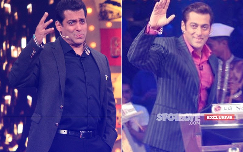 Colors To Lose Salman Khan In Bigg Boss 11? Sony Poaching Him For 10 Ka Dum!