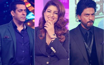 OOPS! Did Twinkle Khanna Just Mock Salman Khan's Tubelight & Shah Rukh Khan's Jab Harry Met Sejal?