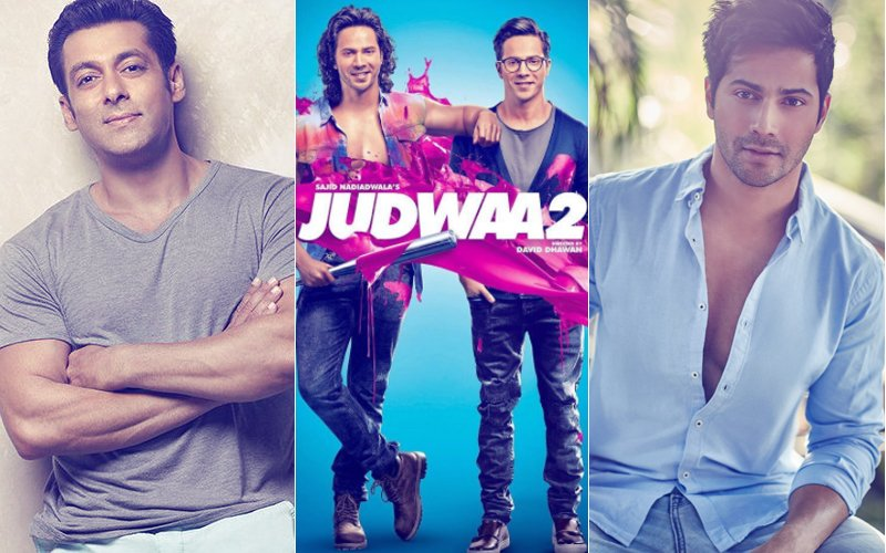 After Judwaa 2, Salman Khan & Varun Dhawan To Come Together For This Film?