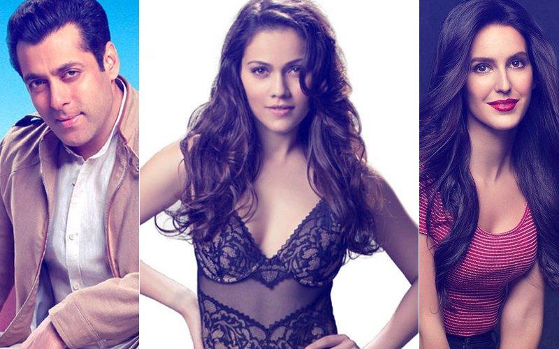Salman Khan Effect: Waluscha De Sousa Bags A Role In Isabelle Kaif's Debut