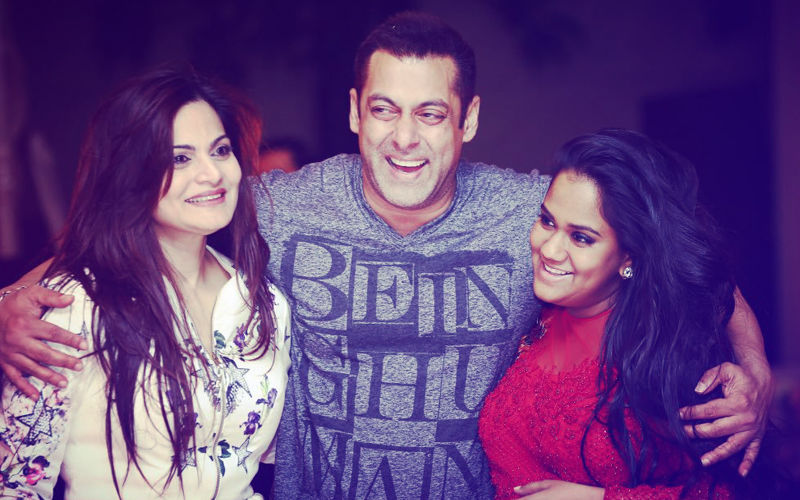 RAKSHA BANDHAN 2018: Salman Khan's Eternal Love For Sisters, Alvira & Arpita